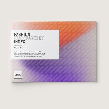Fashion Transparency Index 2021