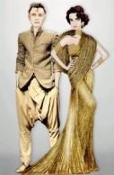 Tahiliani_amfAR Gala Gold Show