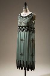 Copy of Vionnet's 'Little Horses' dress