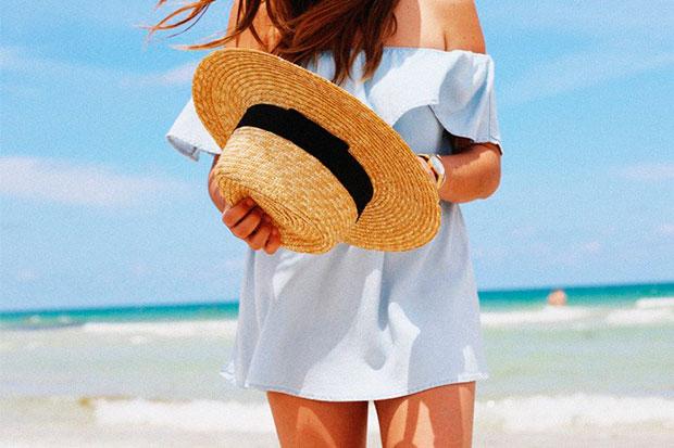 cappelli di paglia estivi donna