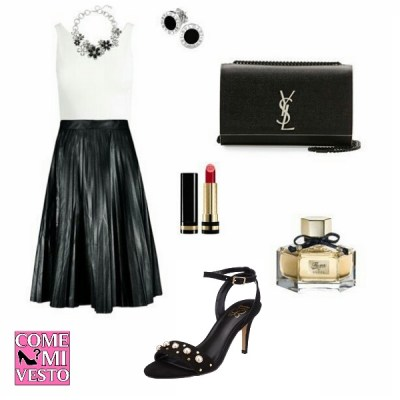 outfit laurea casual chic