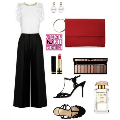outfit laurea glamour