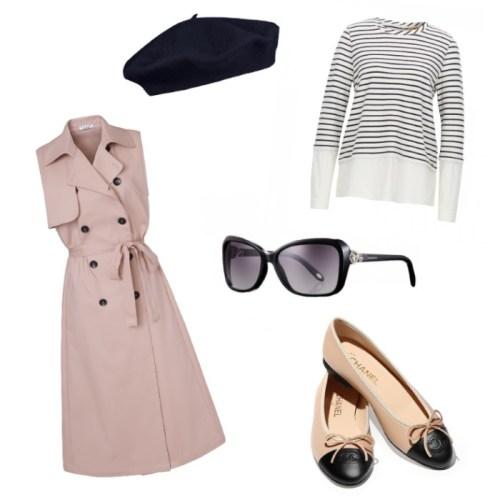 stile outfit parigino