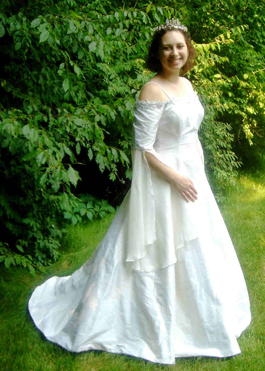 Elven Wedding Gown