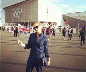 Stella McCartney Olympic Fashion