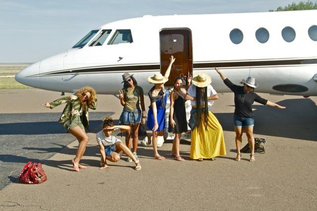 Beyonce Summer Vacation Tumblr Photos