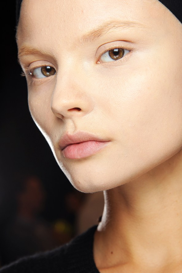 Alexander McQueen Summer Makeup 2013