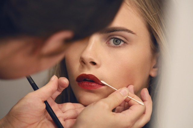 Burberry Summer 2013 Makeup Trends