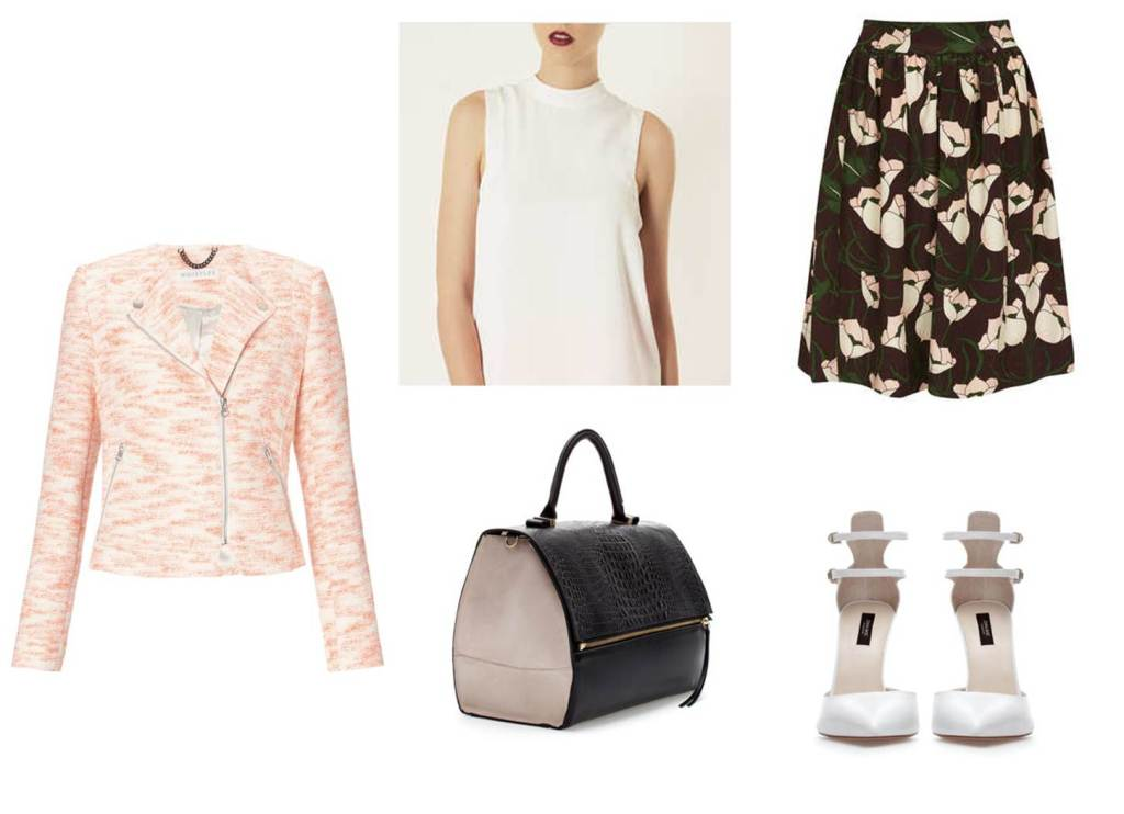 LFW outfit 1