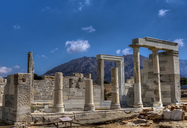 Naxos- islands to visit in Greece
