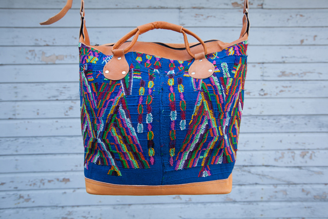 Maven Collection Mayan Huipil Bag