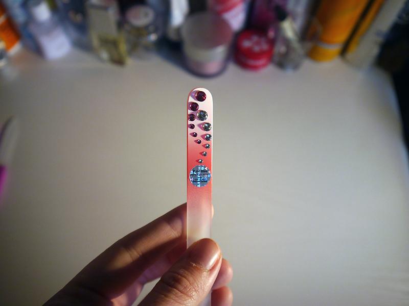 Mont Bleu Crystal File