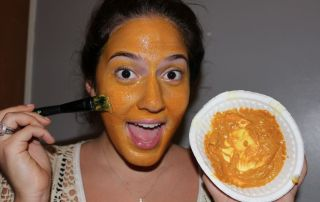 Turmeric for Hair Removal
