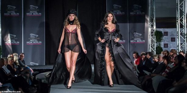 Körpernah Dessous Modenschau - Luxus auf Deiner Haut-4347