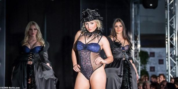 Körpernah Dessous Modenschau - Luxus auf Deiner Haut-4511