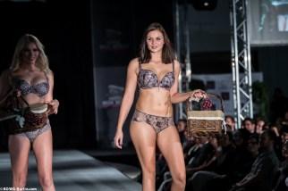 Körpernah Dessous Modenschau - Luxus auf Deiner Haut-5081