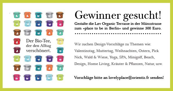 Løv Organic Design Contest