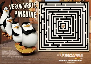 Pinguine aus Madagascar-Gewinnspiel-20th Century Fox-Rätsel