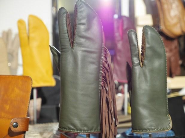 Toomitsu Handschuhe Stilblüten Messe Frankfurt 2014