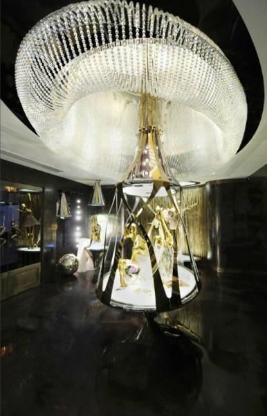 WINDFALL Roberto Cavalli Store Paris