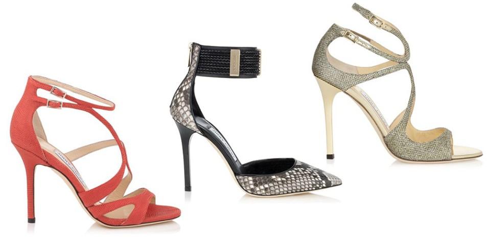 Jimmy Choo-Schuhe