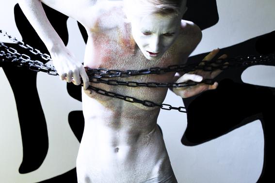 Johny Dar - I'm Grey music video