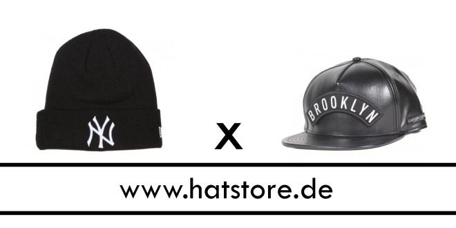 HATSTORE - Coole Caps und Mützen hat store