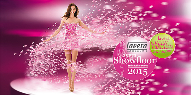 Lavera Green Fashion Award 2015