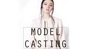 Mercedes-Benz Fashion Week Model Casting 2015