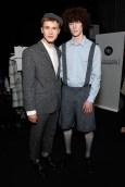 'Designer for Tomorrow' Backstage - Mercedes-Benz Fashion Week Berlin Spring/Summer 2016