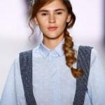 Sterfane Giesinger Mercedes-Benz Fashion Wekk 2016 Designer for tomorrow