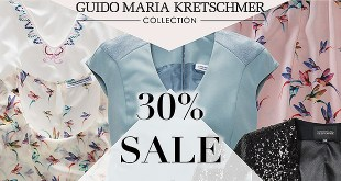 Guido Maria Kretschmer Sale 2015