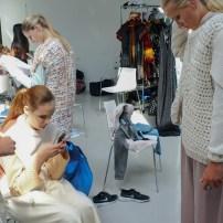 HTW Designers Fashion Show im Rahmen des Frankfurt Style Award 2015 – Backstage Report, Jana Hesse