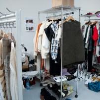 HTW Designers Fashion Show im Rahmen des Frankfurt Style Award 2015 – Backstage Report, Rachel Eguakun, S i b i u Design, Joshua Regitz, Jana Hesse, Noetia Berlin