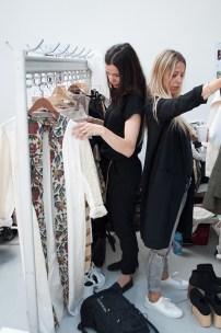 HTW Designers Fashion Show im Rahmen des Frankfurt Style Award 2015 – Backstage Report, Noetia Berlin, S i b i u Design