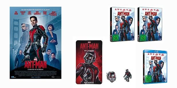 ANT-MAN-DVD