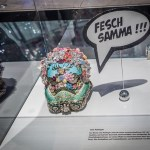 Lola Paltinger Star Wars: Stormtrooper Helm-Ausstellung mit Berliner Fashion Designer