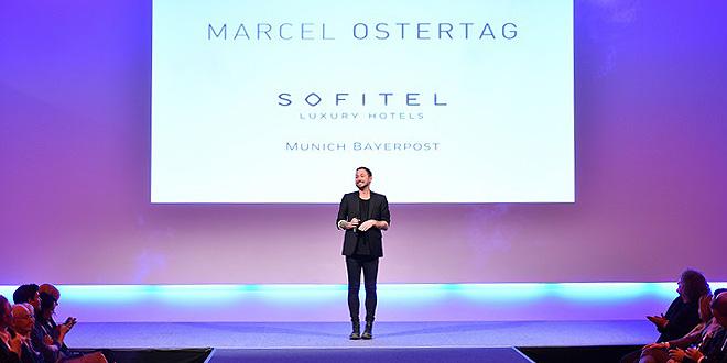 Marcel Ostertag Charity Show Sofitel