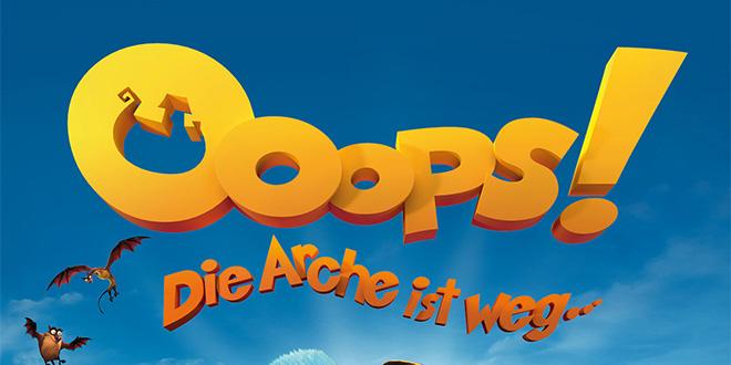 OOOPS! DIE ARCHE IST WEG