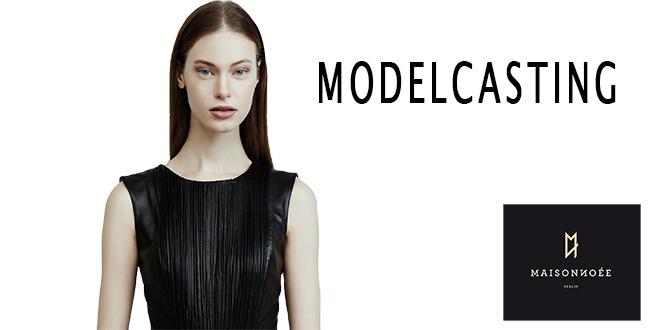MAISONNOÉE modelcasting