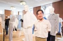 Hien Le Mercedes-Benz Fashion Week Berlin SPRING/SUMMER 2017, Der Berliner Modesalon im Kronprinzenpalais in Berlin am 29.06.2016 Foto: Nass / Brauer Photos fuer Mercedes-Benz