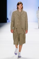 Julian Zigerli Show - Mercedes-Benz Fashion Week Berlin Spring/Summer 2017