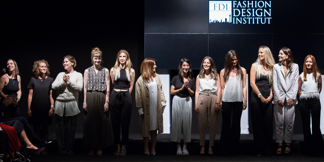 Fashion-Design-Institut Graduate Show 2016