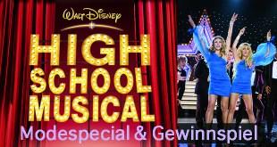High School Musical Gewinnspiel 2016