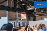 HTW 4. Semester Modenschau CIRCUS 2016