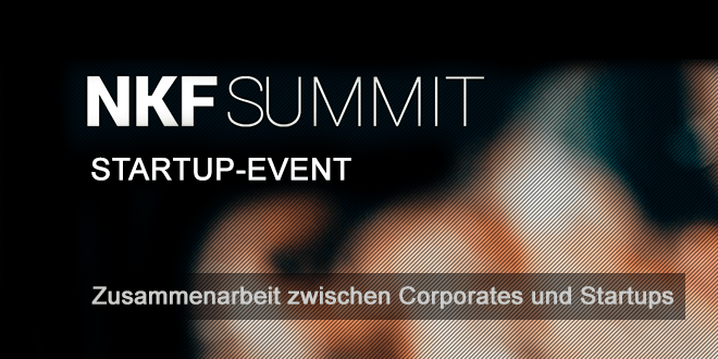 nkf-summit 2016 Startups