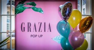 Grazia Pop Up Breakfast Januar 2017