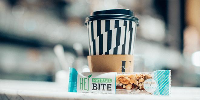 Power-Riegel Natural Bite vegan, glutenfrei