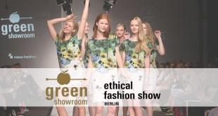 Eco-Fashion Greenshowroom und Ethical Fashion Show Berlin 2017 salonshow