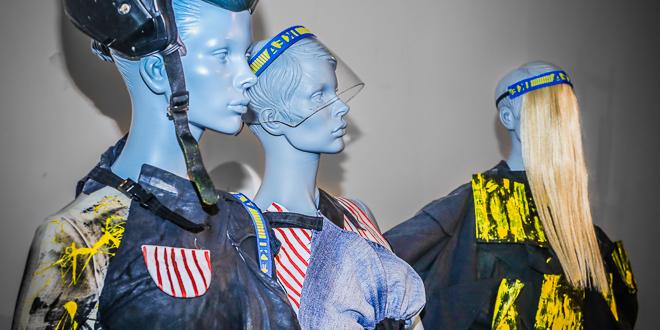 Ausstellung Get Real der HTW Berlin 2017